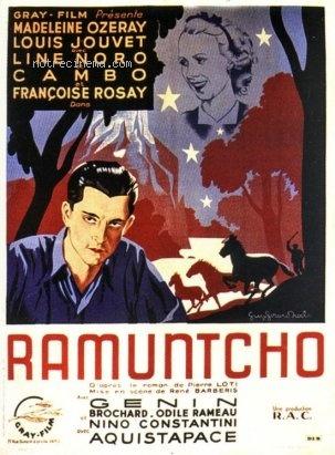 Affiche Ramuncho