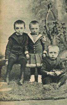 Jouvet enfance