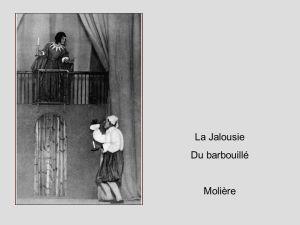 jalousie de Barbouillé
